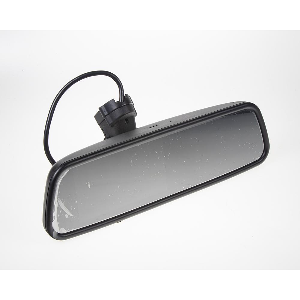 """LCD monitor 4,5"""" s UHD DVR kamerou v zrcátku pro OEM montáž VW, Audi, Škoda,"""