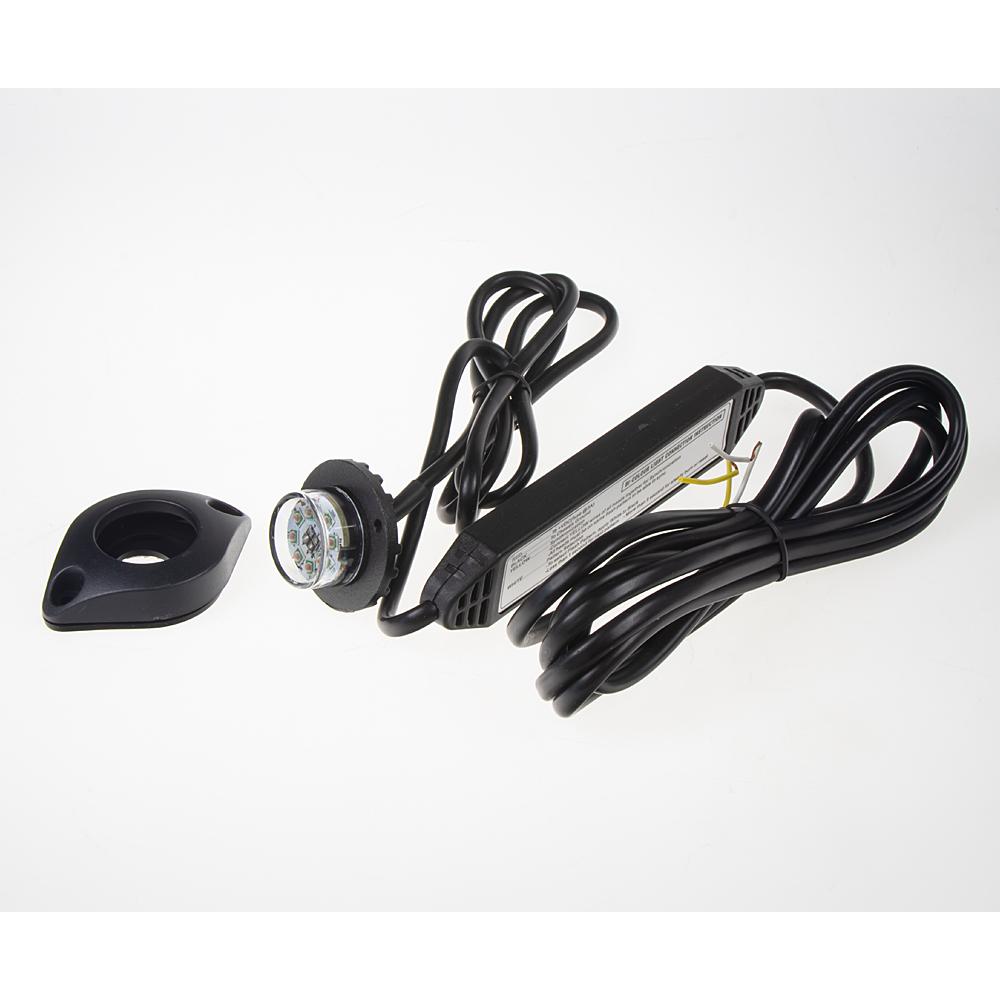 PROFI výstražné LED světlo vnější, 12-24V, oranžové