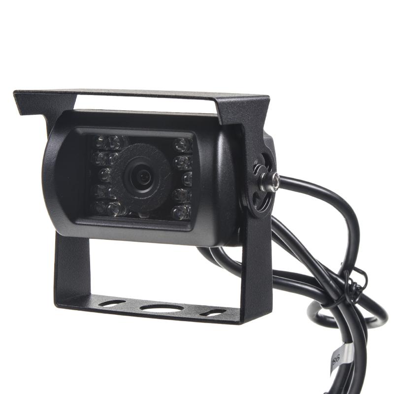 AHD vyhřívaná kamera 4PIN 1080P s IR, vnější