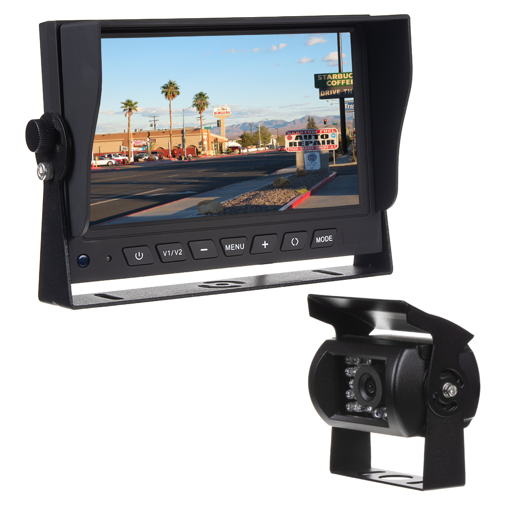 "AHD kamerový set s monitorem 7"""