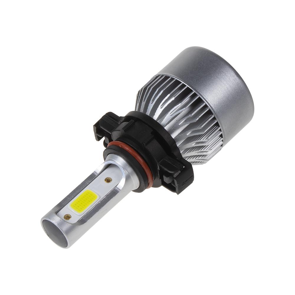 COB LED H16 PS24W bílá, 9-32V, 8000LM, IP65