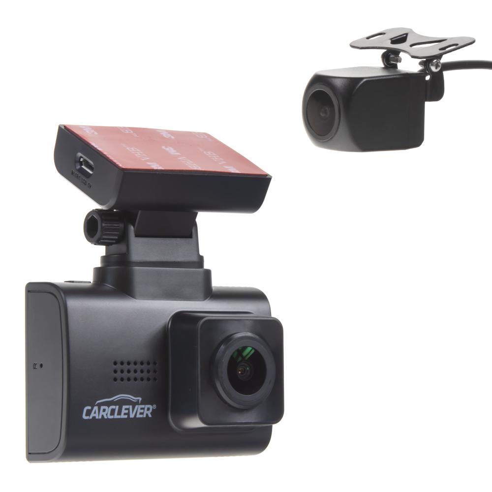 "DUAL 2K kamera s 2,45"" LCD, GPS, WiFi, české menu"