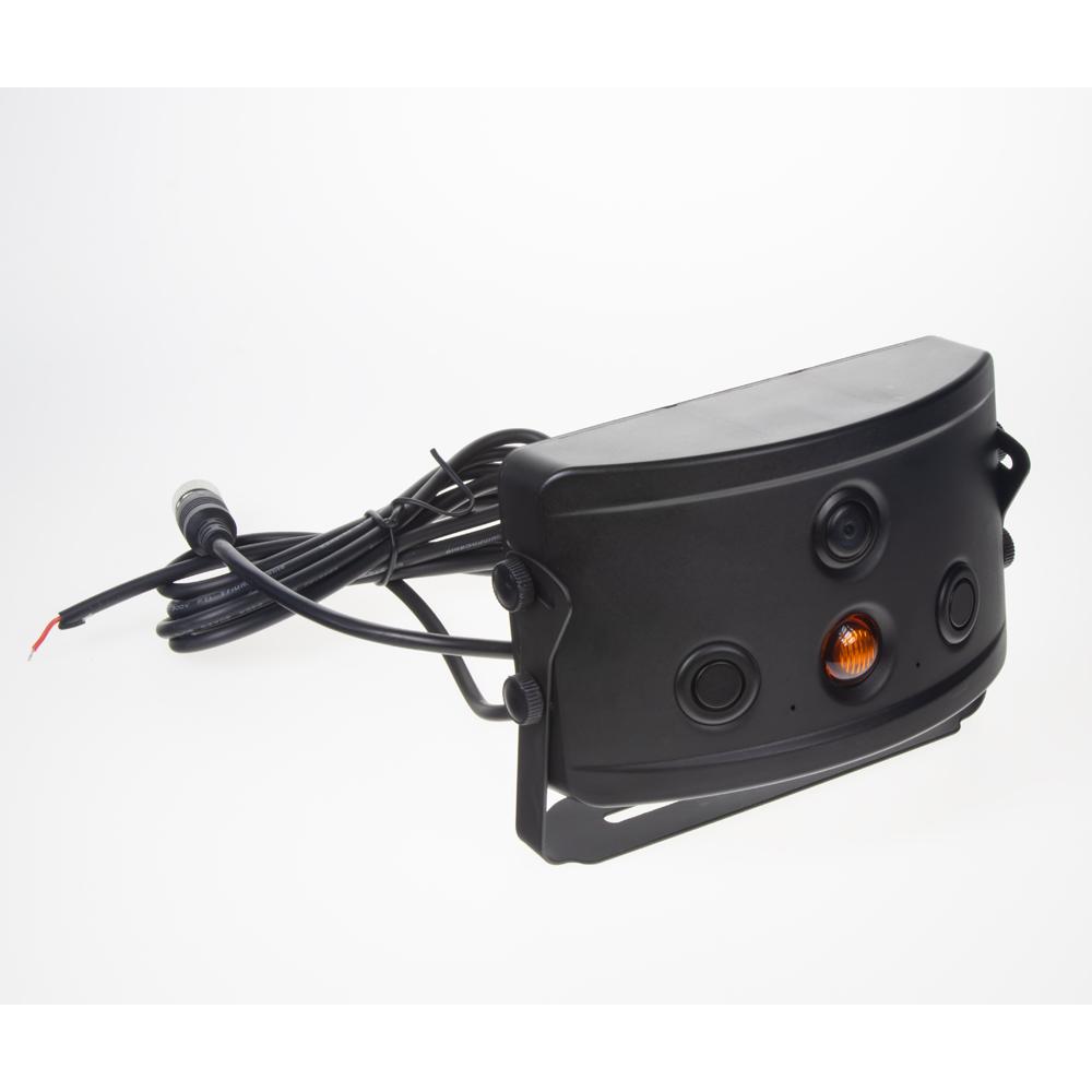 Světelná signalizace couvání 12-48V s park. senzory, kamera 4PIN