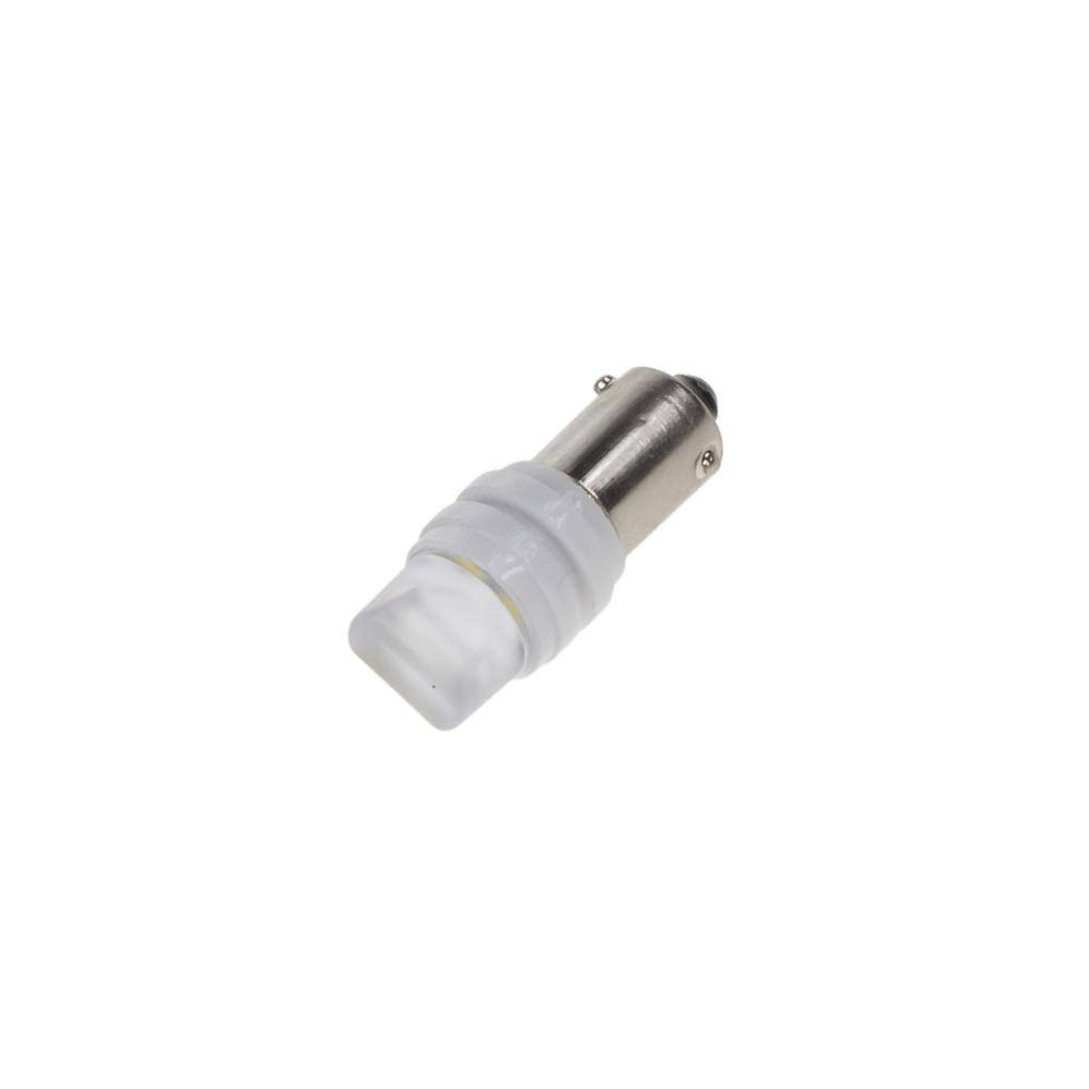 LED BAX9s bílá, 12V, 2LED/5630SMD, keramická