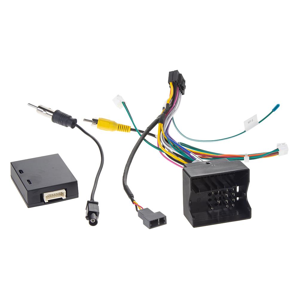 Adaptér z volantu pro Peugeot, Citroen pro rádia 80824A, 80829A, 80830A