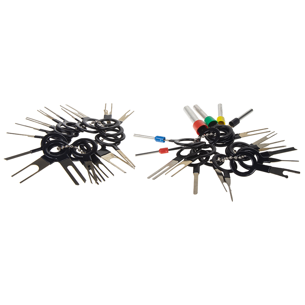 Sada 26-ti vyjímacích nástrojů pinů z konektorů