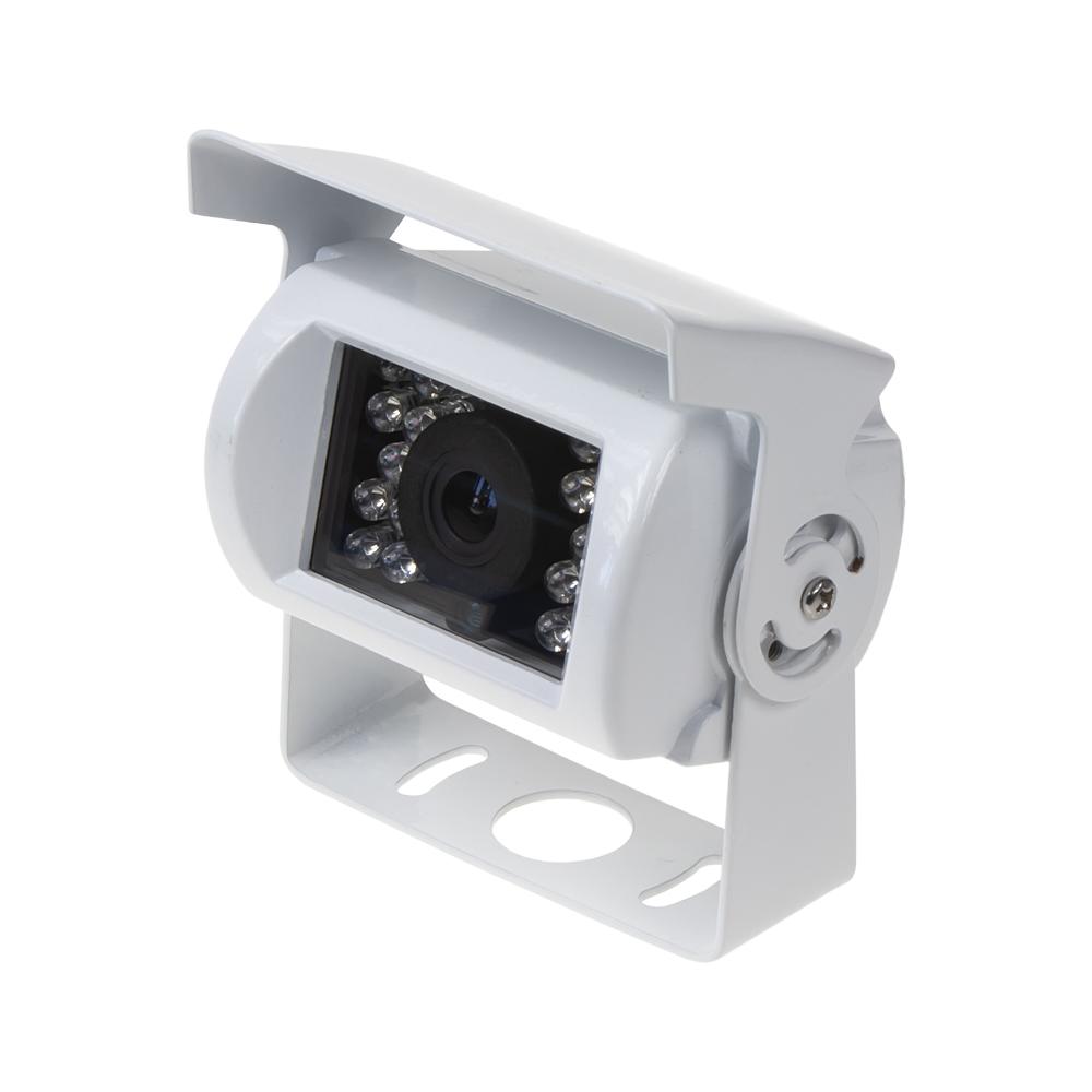 AHD 1080P kamera 4PIN s IR vnější, NTSC / PAL, bílá