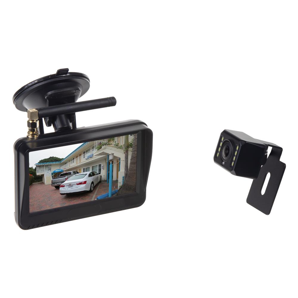 """SET bezdrátový digitální kamerový systém s monitorem 4,3"""" AHD"""