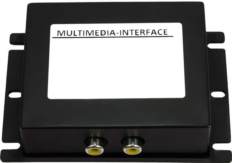 adaptér A/V vstup pro OEM navigaci Porsche Cayenne PCM2.1