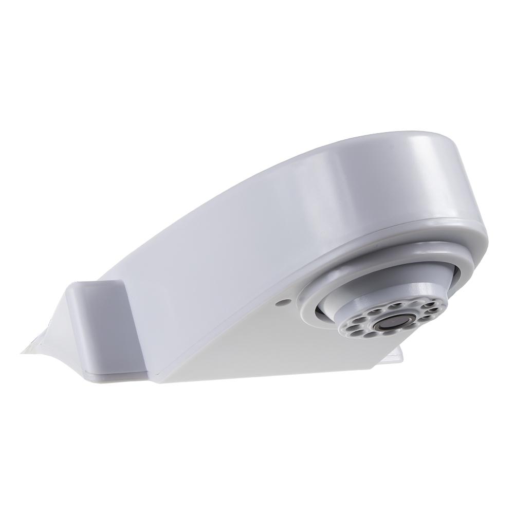 Kamera 4PIN s IR, vnější pro dodávky nebo skříňová auta, bílá