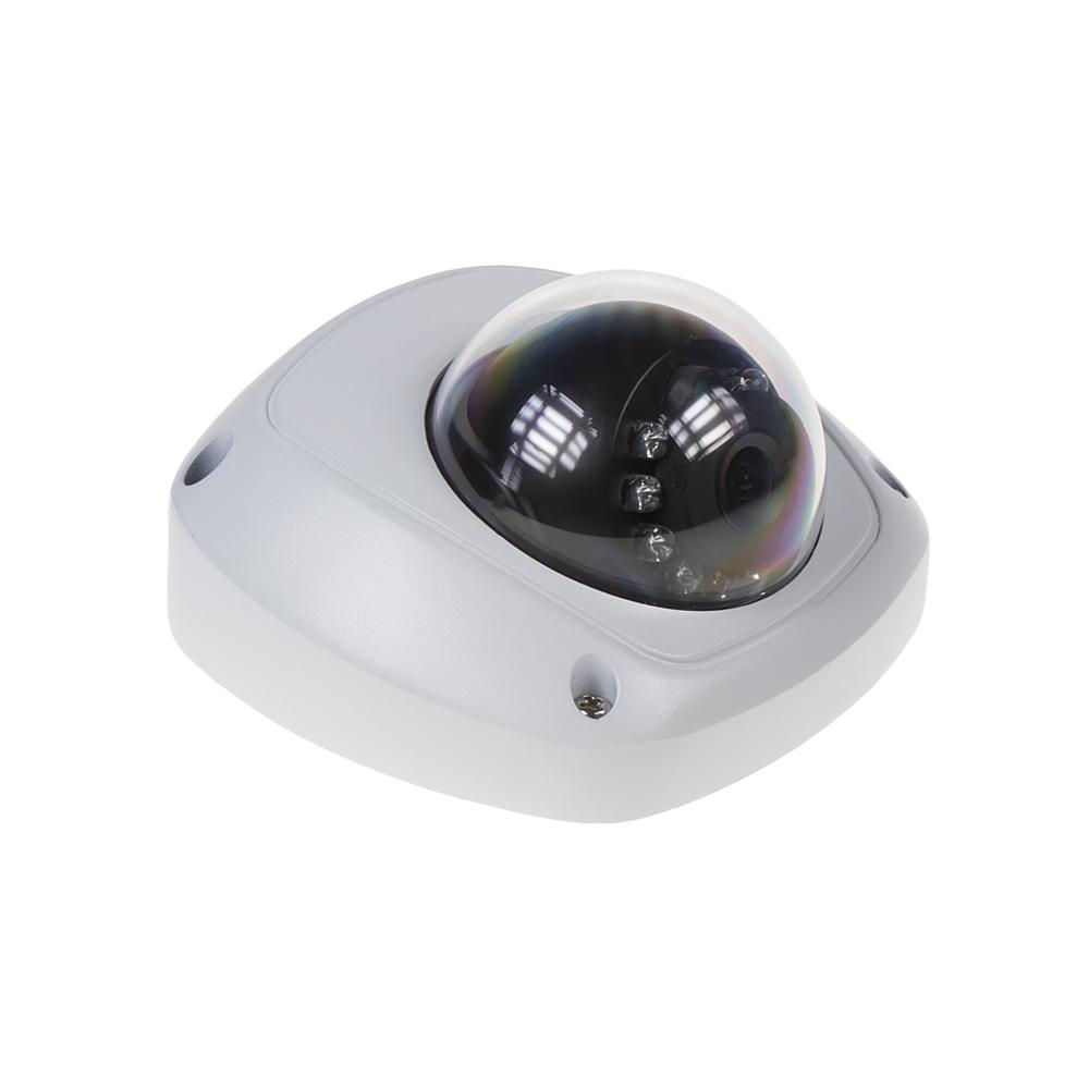 AHD 960 kamera 4PIN bílá, kopule, vnější