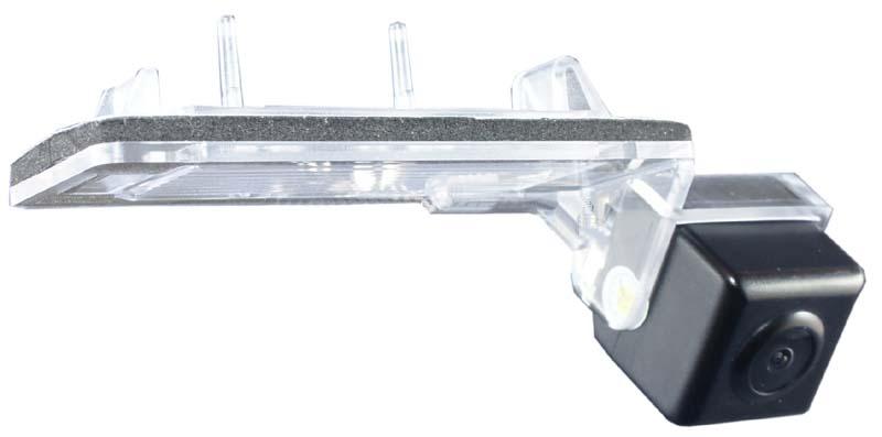 Kamera formát PAL/NTSC do vozu AUDI, Superb II Combi, Yeti 2012-, Octavia III