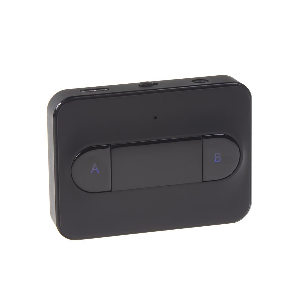 AUX / Bluetooth audio adaptér (1x AUX vstup / 2x Bluetooth)