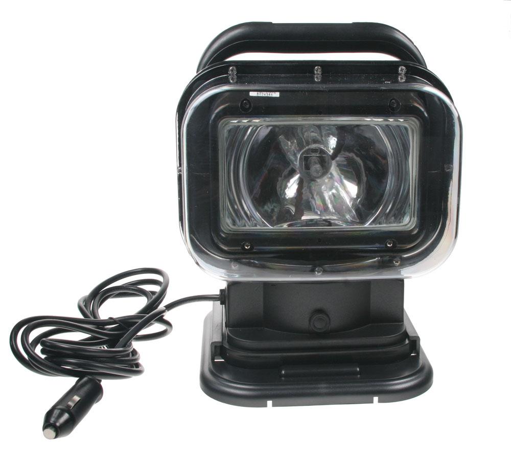 HID dálkově ovládaná vyhledávací svítilna 12V