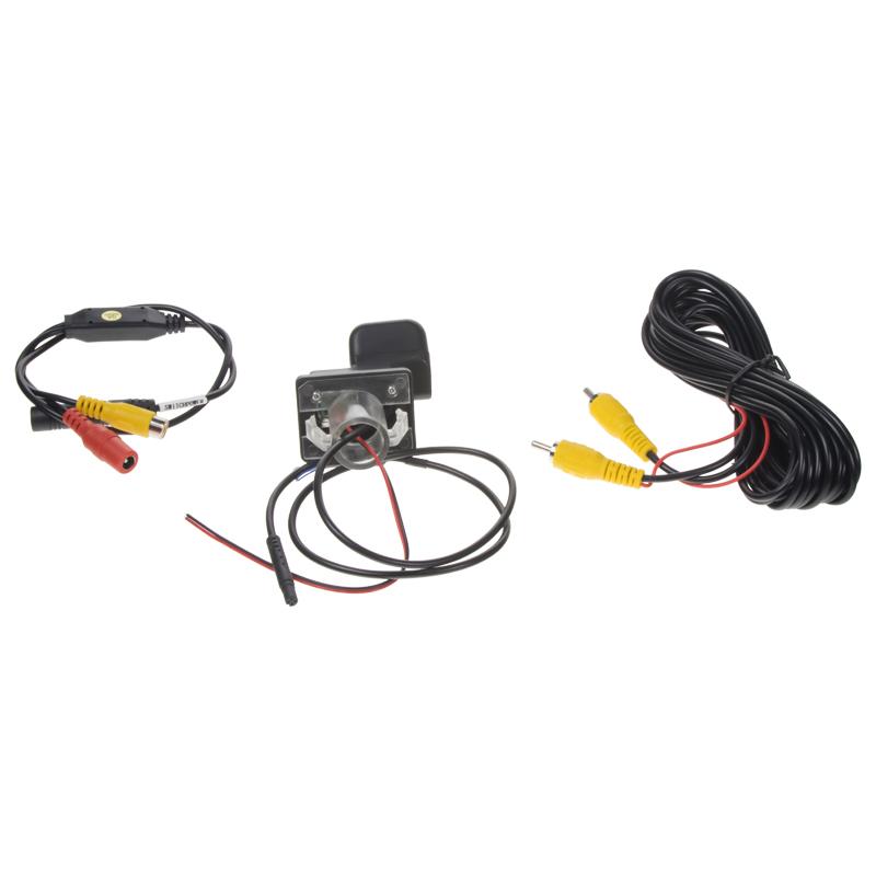 Kamera formát PAL/NTSC do vozu Mercedes C (W204,W205), E (W212)