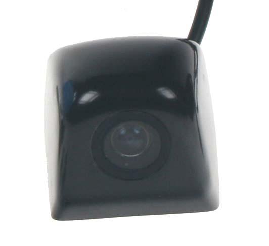 Přední kamera vnější, formát PAL