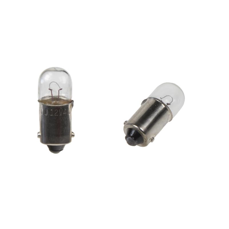 žárovka 12V (T4W) BA9S bílá  (10ks)
