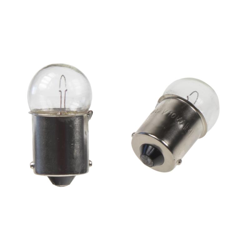 žárovka 24V (R10W) BA15S bílá (10ks)