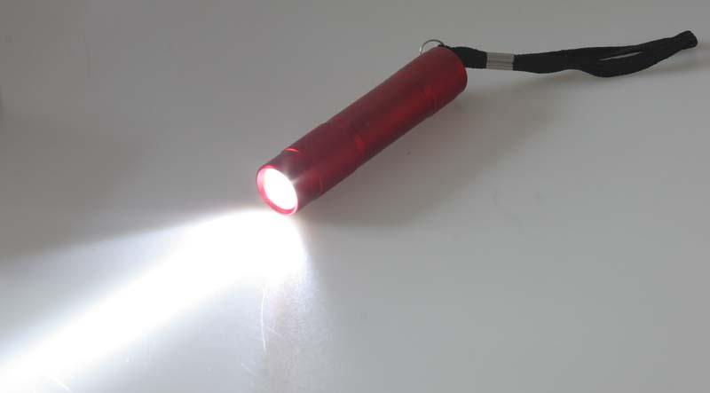 Baterka LED s AA baterií