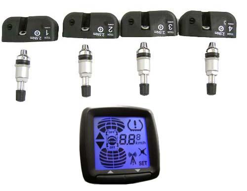 APRI kontrola tlaku (displej, 4 senzory, 4 ventilky)
