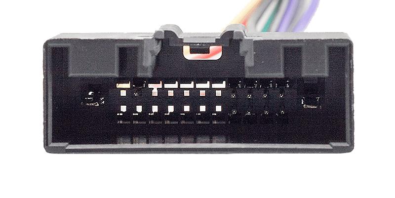 Konektor ISO Opel Meriva 2010, Ford Fiesta 6/2010,C-Max 2010-