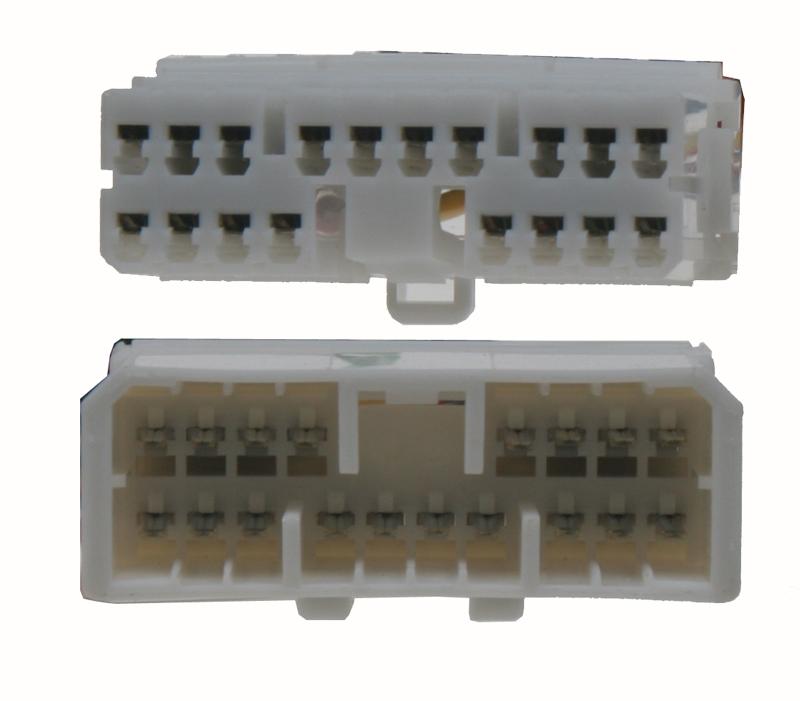 Kabeláž pro HF PARROT/OEM Chevrolet Spark 2010-