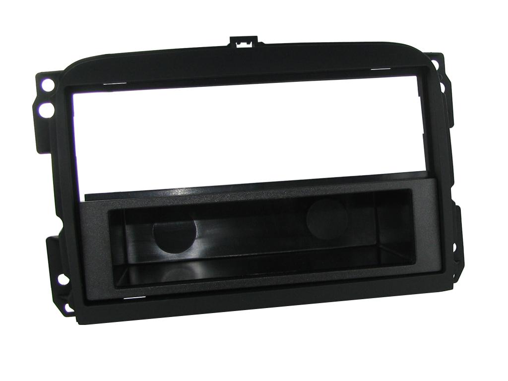 2DIN/1DIN redukce pro Fiat 500L 2012-