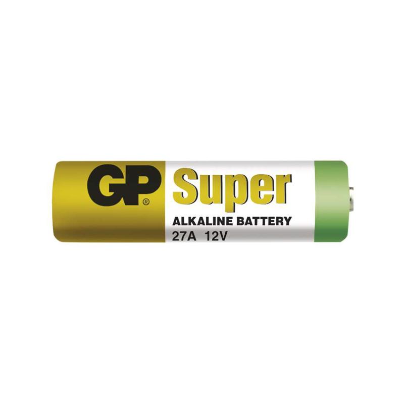 Baterie GP 27A 12V alkalická