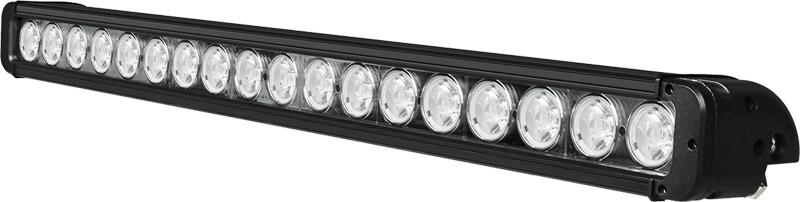 LED 18x10W prac.světlo-rampa, 10-70V, 762x64x92mm