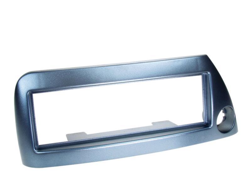 ISO redukce pro FORD Ka (stříbro-modrá)