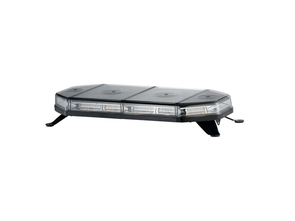 LED rampa 694mm, oranžová, 12-24V, homologace ECE R65