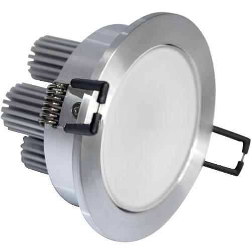 x LED podhledové světlo 5x1W, 75mm, 4000-4500K