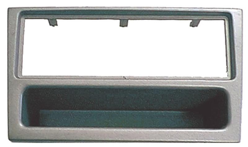ISO redukce pro Opel Vectra C 2005-, Signum 2005- chrom
