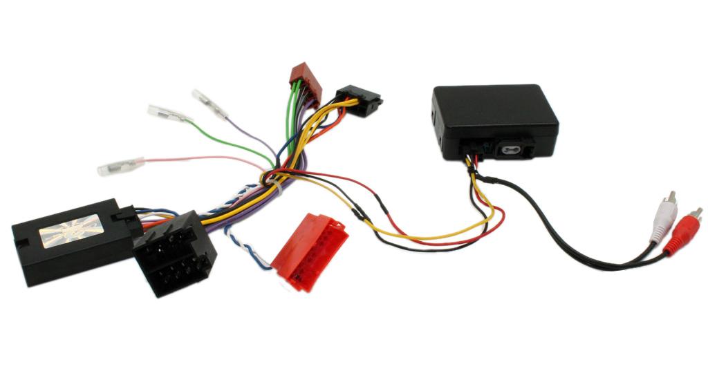 Adaptér z volantu pro Porsche Cayenne s jednotkou nedotykové navigace