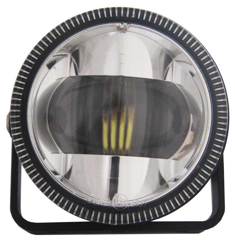 LED mlhová světla, homologace ECE R19