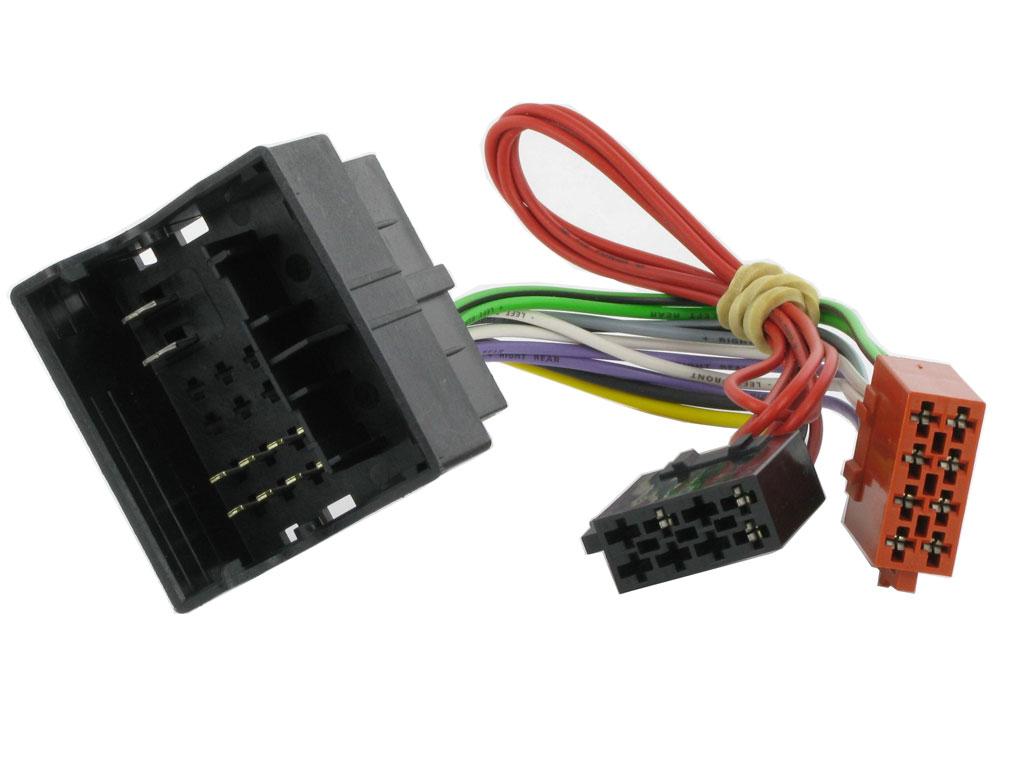 Konektor ISO VW Golf VII, Audi A1, Seat Toledo MOST konektor 11/2012-