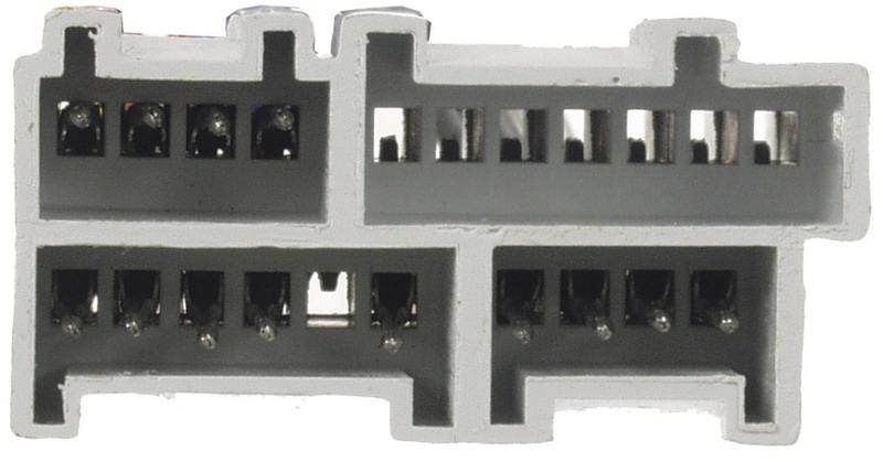 Konektor ISO OPEL speciální konektor jen na některé typy vozů