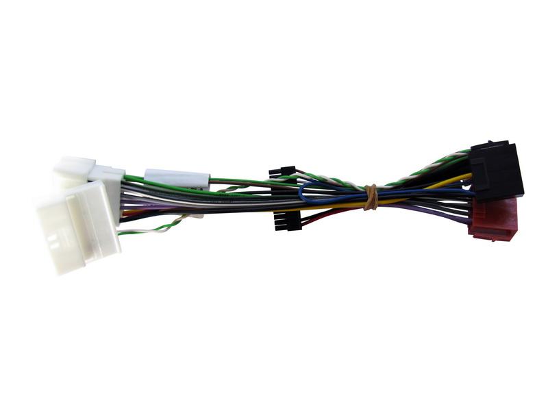 Kabeláž k 57un01 pro vozy Renault Scenic Xmod 2012-
