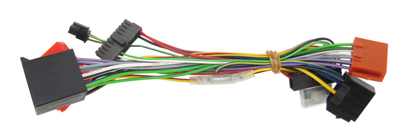 Kabeláž k 57un01 pro vozy Renault a Opel