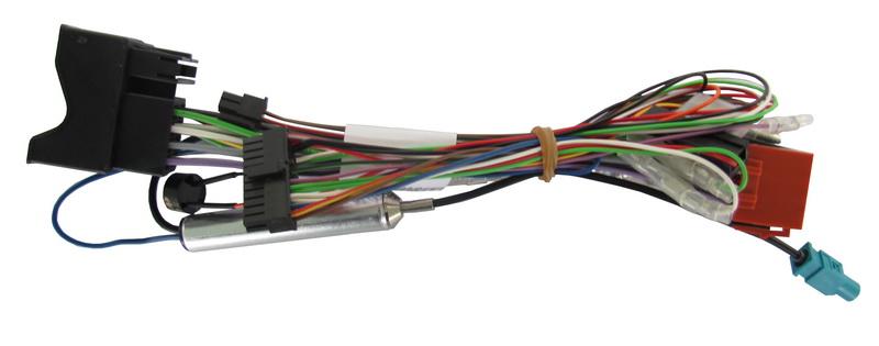 Kabeláž k 57un01 pro vozy BMW