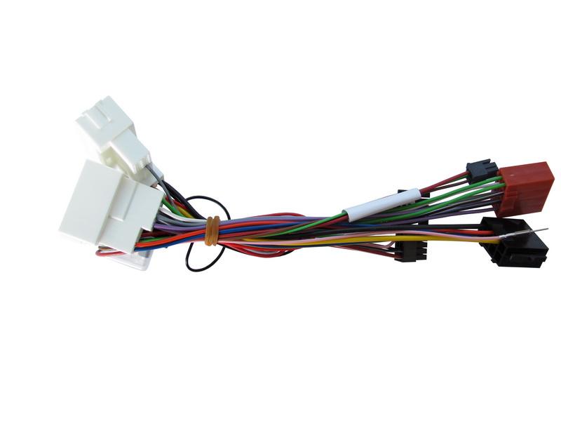 Kabeláž k 57un01 pro vozy Kia a Hyundai