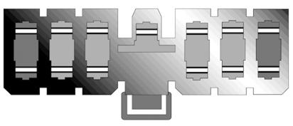 Kabel pro DAEWOO OEM /volné dráty