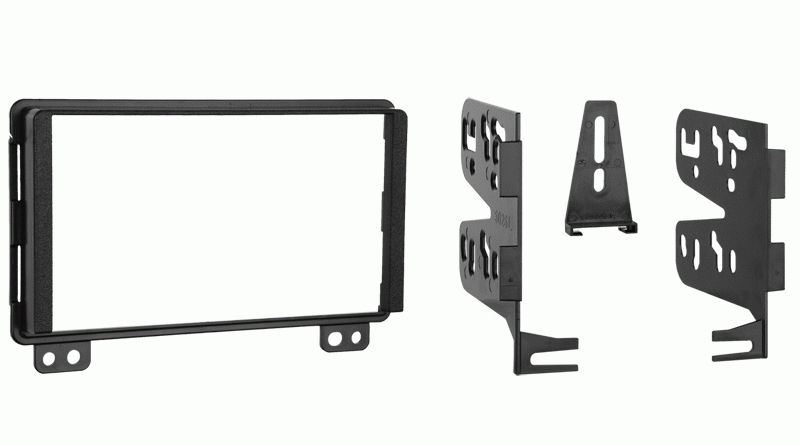METRA 2DIN redukce pro Ford Mustang 2001-2004, Ford Explorer 2002-2005