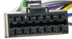 Kabel pro PANASONIC 16-pin / ISO