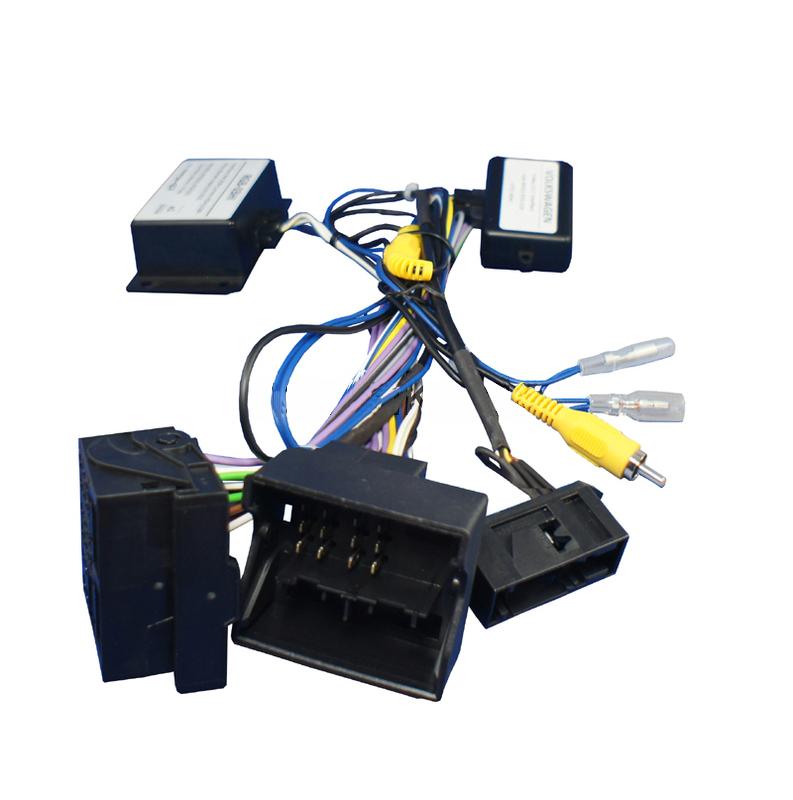 Adaptér pro OEM aktivní park.kameru HIGH do VW MFD3/RNS510