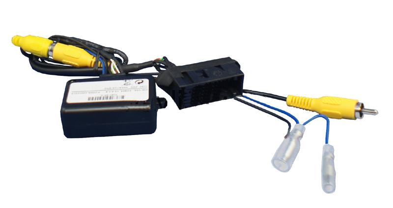 Adaptér pro OEM aktivní park.kameru LOW do VW MFD3/RNS510