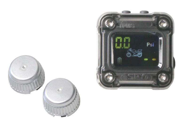 TPMS kontrola tlaku v pneumatice pro motocykly