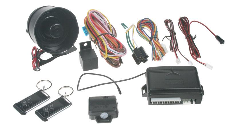 SPY CAR autoalarm, CE