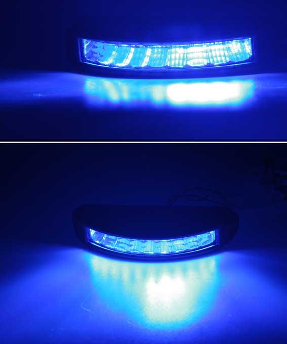 PROFI výstražné LED světlo vnější, 12-24V