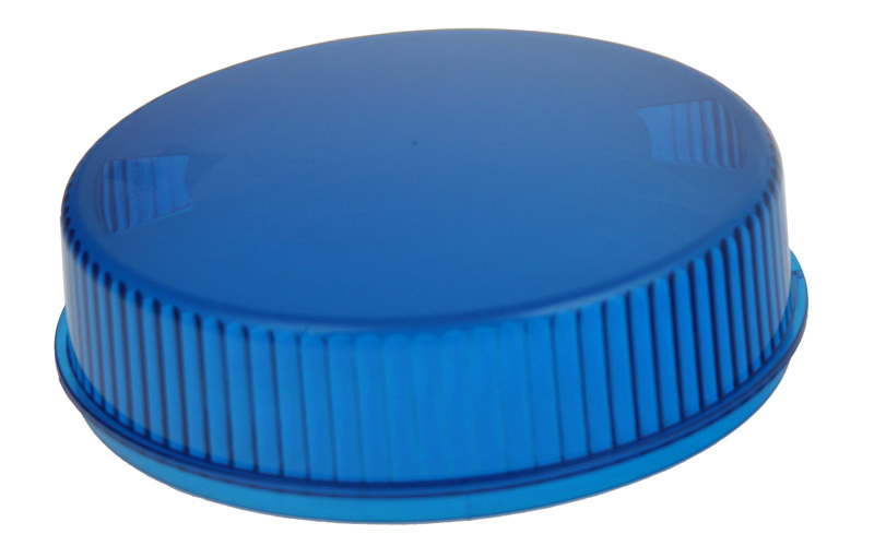 náhradní kryt modrý pro maják 911-16fblu a 911-16mblu